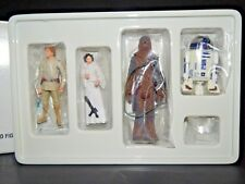 STAR WARS POTF Early Bird Figure set Luke Leia R2D2 Chewbacca