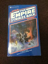 The Empire Strikes Back Numbered &  SIGNED! 1st Ed STAR WARS FREE SHIPPING!