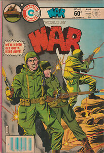 WORLD AT WAR #46 (1984)...WE'LL NEVER GET OUTTA HERE ALIVE!