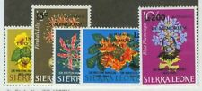 Air Mail Sierra Leonean Stamps (1808-1961)