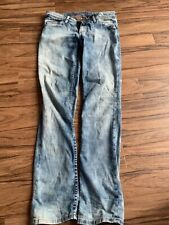 Ladies Tommy Hilfiger Slim Fit Stretch Jeans Size W30 - 32 L34
