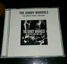 THE DANDY WARHOLS THE CAPITOL YEARS 1995 - 2007 - ADVANCE DJ PROMO