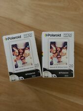 Polaroid Pif300 Instant Film - 2 boxes 40prints total New Sealed Expired 02/2019