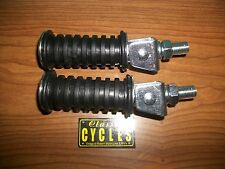 Yamaha, Enduro, Foot pegs rear DT, AT, CT, RT, DT100 DT125 DT175, DT250, DT360,