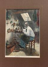 Erfinder Erfindung Bastler Heimwerker Werkstatt Buch-Presse Ingineur Patent Idee
