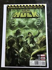 TOTALLY AWESOME HULK #22 Bonus Mexican Variant As Well NM