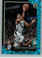 2018-19 Panini NBA Hoops Teal Explosion Parallel Cards Pick From List 1-150