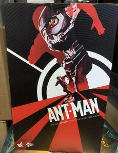Hot Toys MMS308 Ant-Man Antman Scott Lang Paul Rudd 1/6 Figure