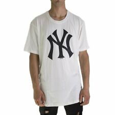 Camiseta 47 Brand Mlb New York Yankees Beige Hombre