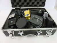 Photography Equipment Lenses Flash Battery Grip Tripod Case + More LOT