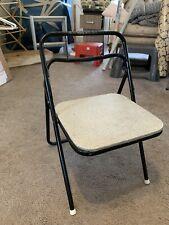 Rare Vintage 1950's Earl Randolph Children's Folding Chair