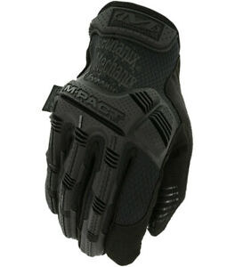 MECHANIX M-PACT TACTICAL GLOVES TOUCH-SCREEN COMPATIBLE SIZES SML-XXL COVERT