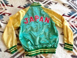 Vintage JAPAN Sukajan / Baseball Jacket