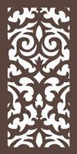 1 Morocco Indoor Outdoor Decorative/Privacy Compressed Hardwood Screen 1200x600