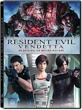 Resident Evil: Vendetta [New DVD] Ac-3/Dolby Digital, Dolby, Subtitled, Widesc