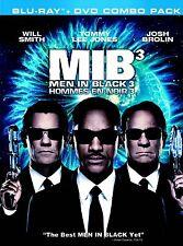 Men in Black 3 // TOMMY LEE JONES, WILL SMITH, JOSH BROLIN // USED DVD/BLU-RAY