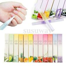 12Pcs Mixed Taste Cuticle Revitalizer Oil Pen Nail Care Treatment Manicure Set