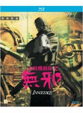 Ghost in the Shell 2 攻殼機動隊2之無邪- Innocence 2004 (BLU-RAY) Region A