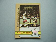 1972/73 O-PEE-CHEE NHL HOCKEY CARD #110 WALT WALTER TKACZUK IA NM SHARP!! OPC