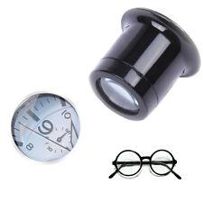 Neu Profi 10X Lupe Lupenbrille Vergrößerungsbrille Juwelier Uhrmacher Reparatur`