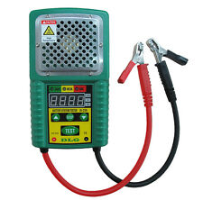DI-226 Battery Load Tester with DAMAGE-FREE & 4-wire Internal Resistance Test