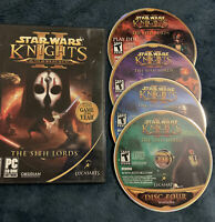 Star Wars: Knights of the Old Republic II The Sith Lords (PC, 2005) **