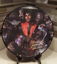 Michael Jackson - Thriller / Picture LP Record 2008 Anniversary Edition