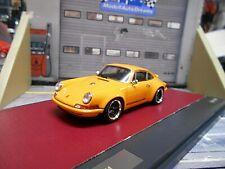 PORSCHE 911 Carrera based 964 Singer Tuning orange USA Resin Highend MATRIX 1:43