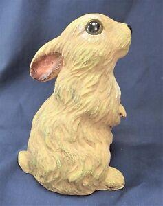 Bunny Woodland Animal Wildlife Figurine Home Yard & Garden Decor