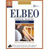 Elbeo Sheer Magic factor 8 medium support tights