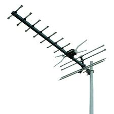 Uhf digital Tv Antenna KIT inc 15m of Rg6 Quad 4g  OZZY Made Quality 02MM-GX400