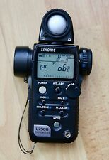 Sekonic L-758D Digital Master Professional Light Meter