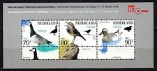 Netherlands - 1994 Stamp exhibition Fepapost / Birds Mi. Bl. 41 MNH