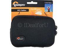 Lowepro GPS GPS 4.3 Navi Housse Protectrice navigation voyage valise noire