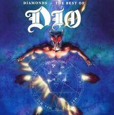 DIO Diamonds The Best Of CD NEW Ronnie James Dio Black Sabbath