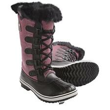 SOREL TOFINO WOMENS BOOTS WATERPROOF SNOW RED/CHILI PINK PLUM BLACK SIZE 7.5 NEW