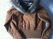 Leather Jacket Baby Path size L