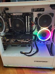 CyberPowerPC AMD Ryzen 7 2700( 3.2g) 16GB(2666MHz) AMD Radeon RX580 8GB - 2TB HD