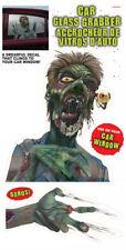 Halloween Creepy Undead Rotten Zombie Monster Car Window Cling Decoration
