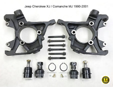 For Jeep Cherokee XJ / Comanche MJ 2 x Steering Knuckle KIT 1990-2001