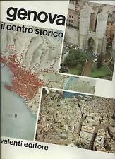 Besio - Genova: Il Centro Storico - Valenti Editore 1983 Due volumi in cofanetto