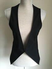 Zara Button Hip Length Waistcoats for Women