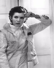 8x10 Carrie Fisher GLOSSY PHOTO photograph picture princess leia star wars #2