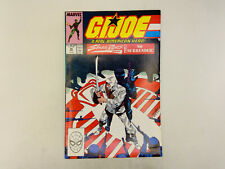 G.I. Joe A Real American Hero #96 Marvel Comics 1990 FN Snake Eyes Trilogy!