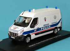Renault Master Van Police Nationale Brigade Fluviale 2010 Eligor 1:43 ELI115030