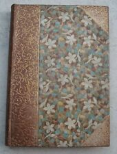 The Autocrat Of The Breakfast Table by Oliver Wendell Holmes - Antique Book