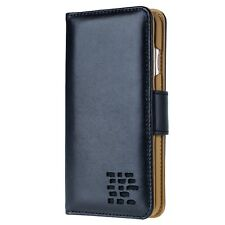 iPhone 7 Leather Wallet Case - For Right Handers - Premium Genuine Leather