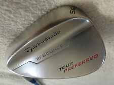 LH - 2014 TaylorMade TP 56*/12* Sand Wedge w/KBS Tour-V Wedge Flex Shaft