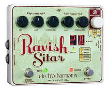 Electro-Harmonix Ravish Sitar pedal - free shipping