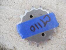 HONDA CT110 #21 FRONT SPROCKET - NEW - 15T